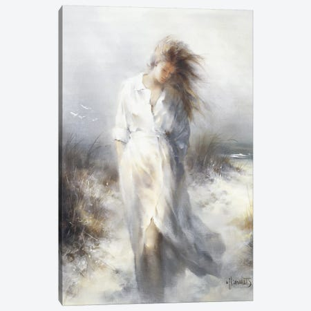 Dreamy Canvas Print #HAE117} by Willem Haenraets Canvas Print