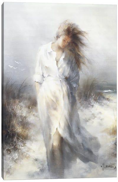 Dreamy Canvas Art Print