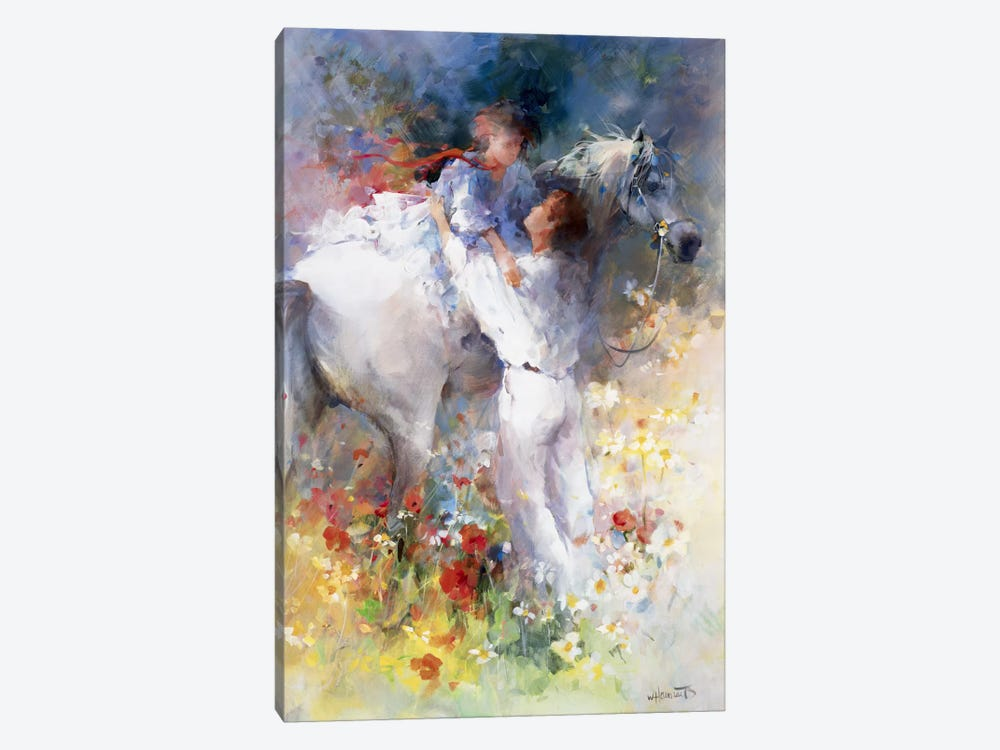 Embraceable You by Willem Haenraets 1-piece Art Print