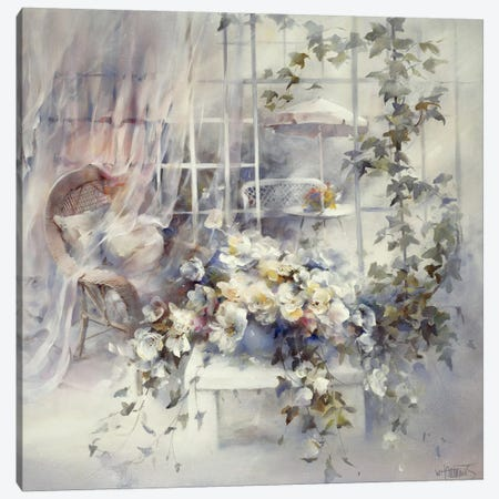 Enchanting Moment Canvas Print #HAE119} by Willem Haenraets Canvas Art