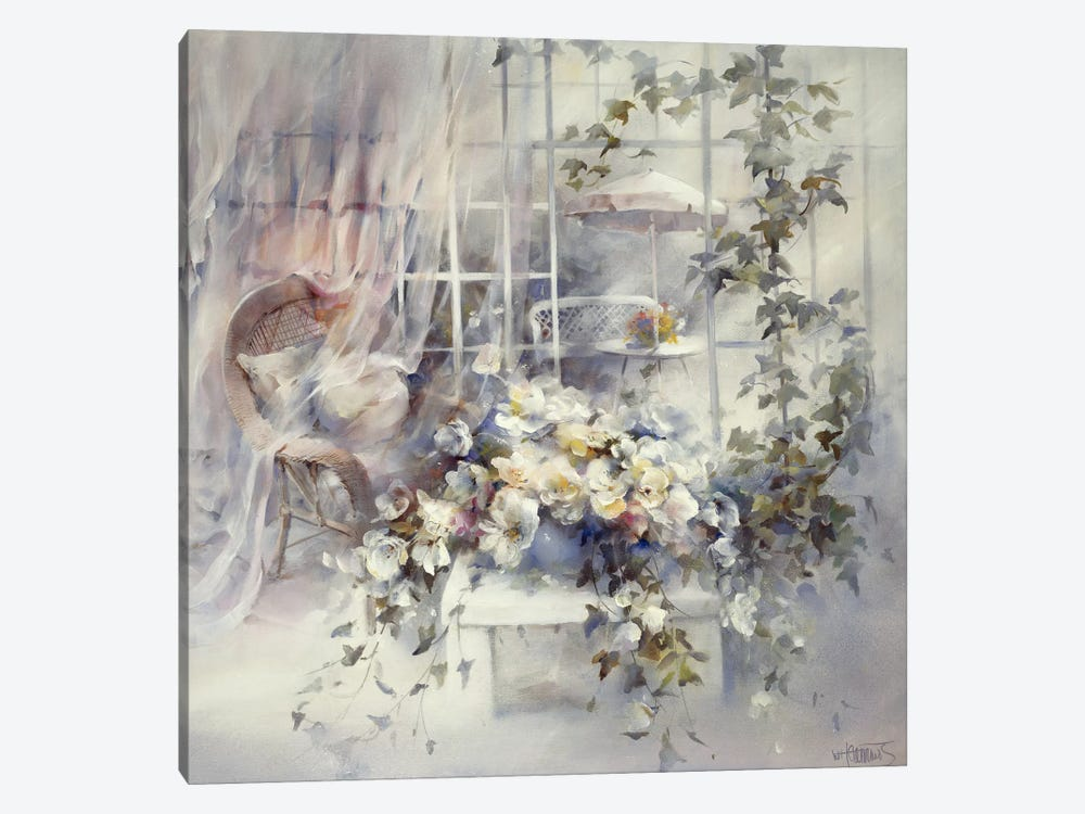 Enchanting Moment by Willem Haenraets 1-piece Canvas Artwork