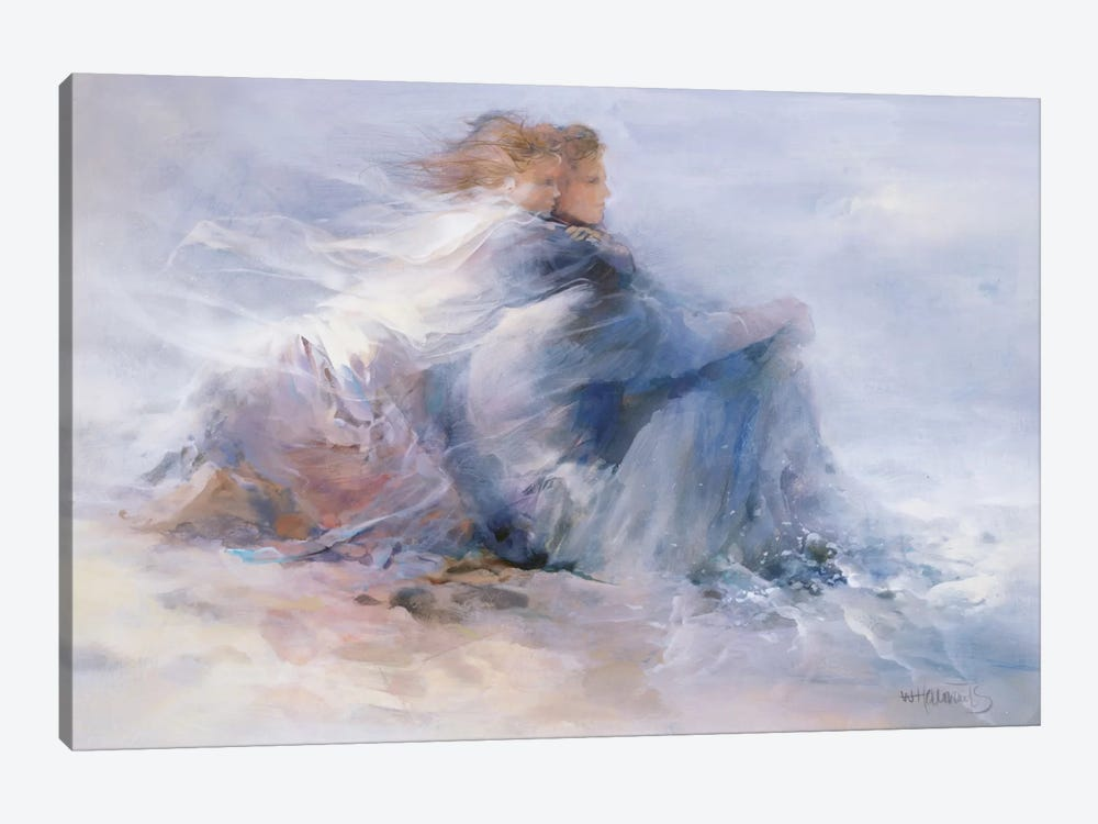 Endless Freedom by Willem Haenraets 1-piece Canvas Wall Art