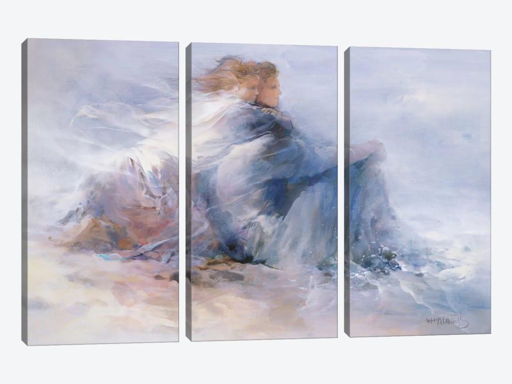Endless Freedom by Willem Haenraets 3-piece Canvas Artwork