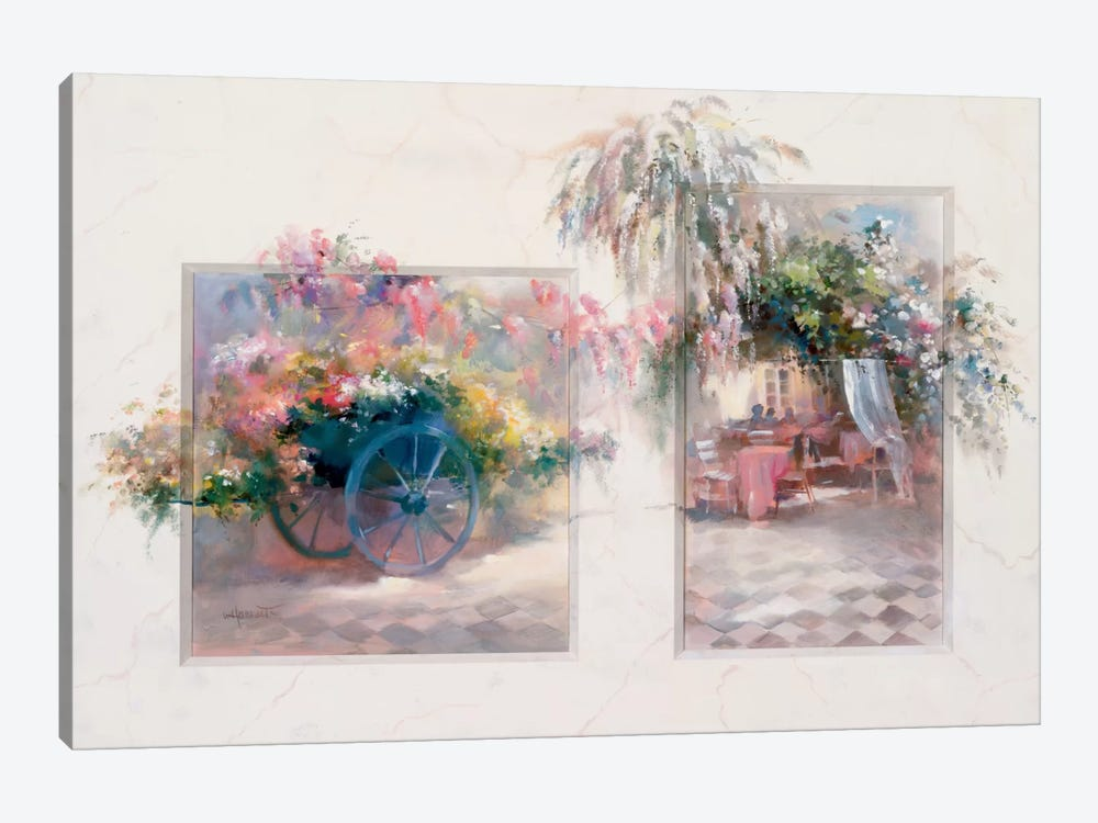 Entrance by Willem Haenraets 1-piece Art Print