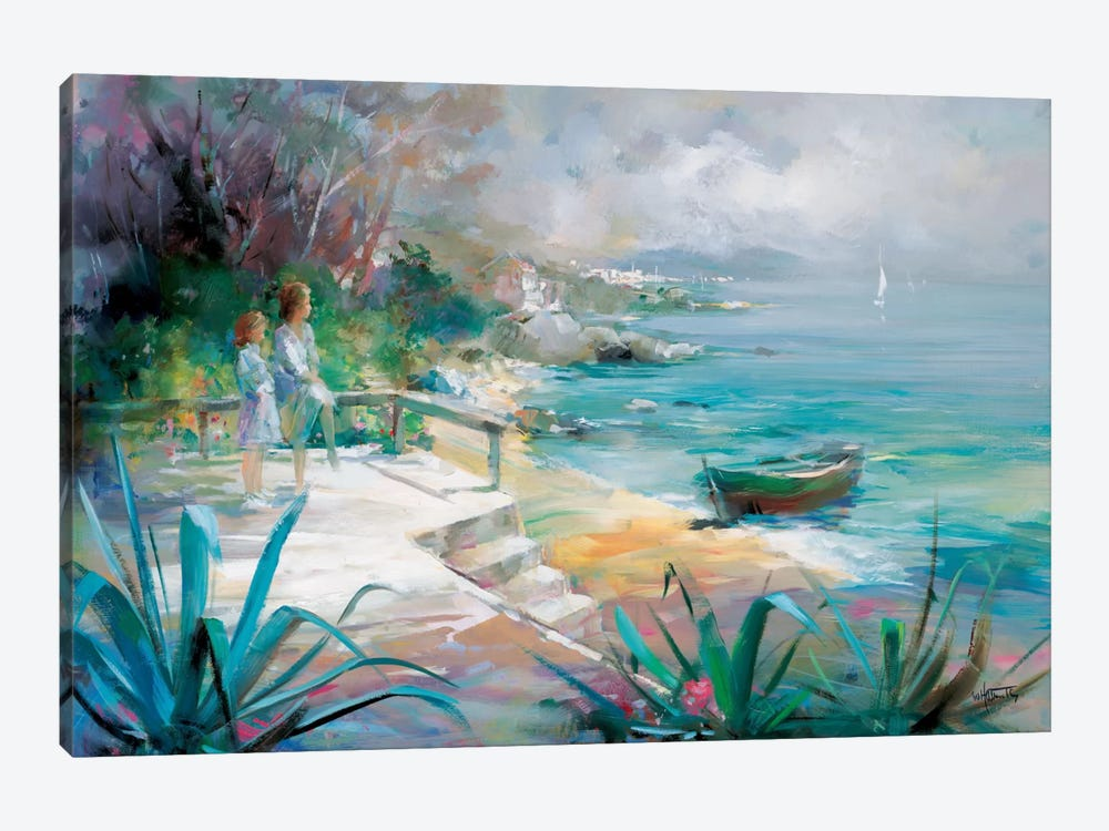 Expectations Fulfilled by Willem Haenraets 1-piece Canvas Wall Art