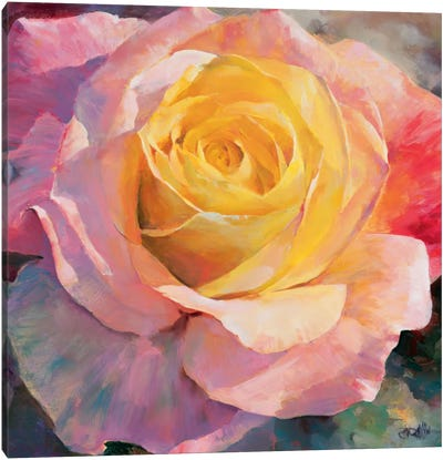 Flower I Canvas Art Print