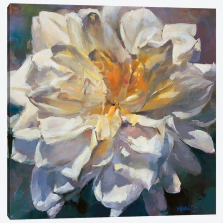 Flower II Canvas Print #HAE136} by Willem Haenraets Art Print