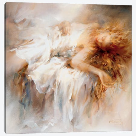 Fragile Canvas Print #HAE138} by Willem Haenraets Canvas Artwork