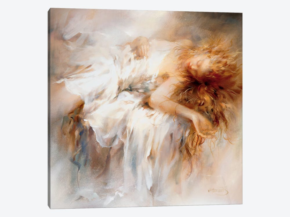 Fragile by Willem Haenraets 1-piece Canvas Art Print