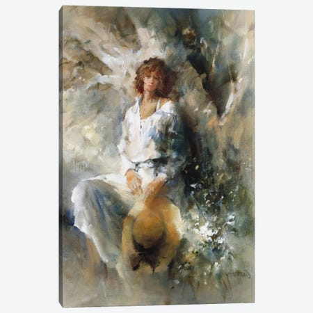 Freedom Canvas Print #HAE139} by Willem Haenraets Canvas Artwork