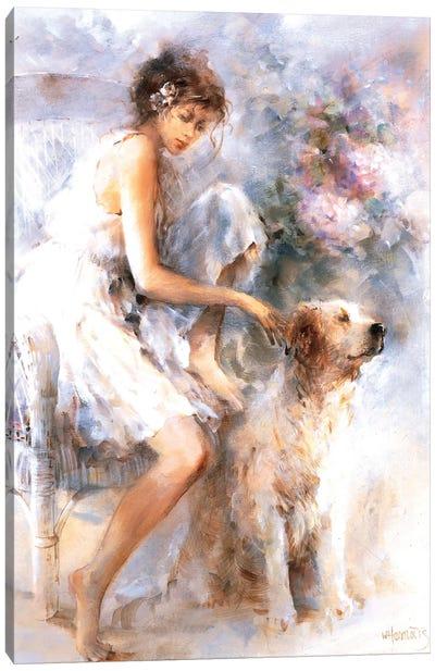 Friendship II Canvas Art Print