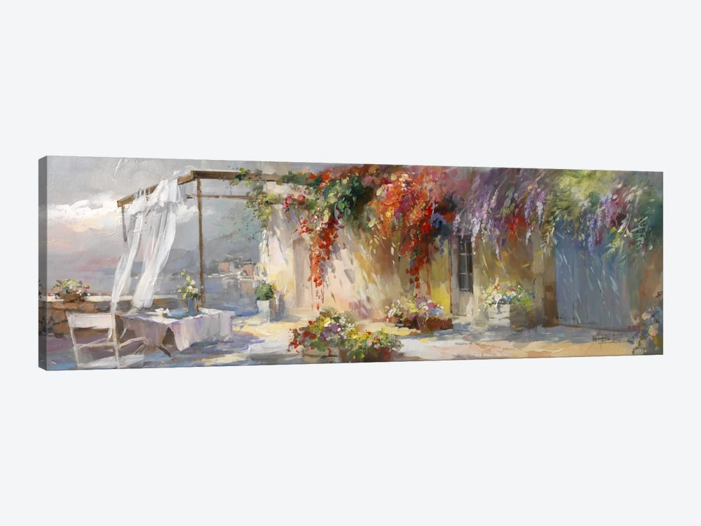 Gardino I by Willem Haenraets 1-piece Canvas Artwork