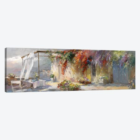 Gardino I Canvas Print #HAE144} by Willem Haenraets Canvas Art