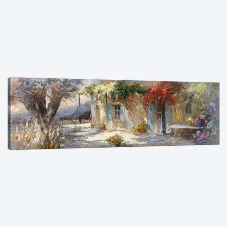Gardino II Canvas Print #HAE145} by Willem Haenraets Canvas Wall Art