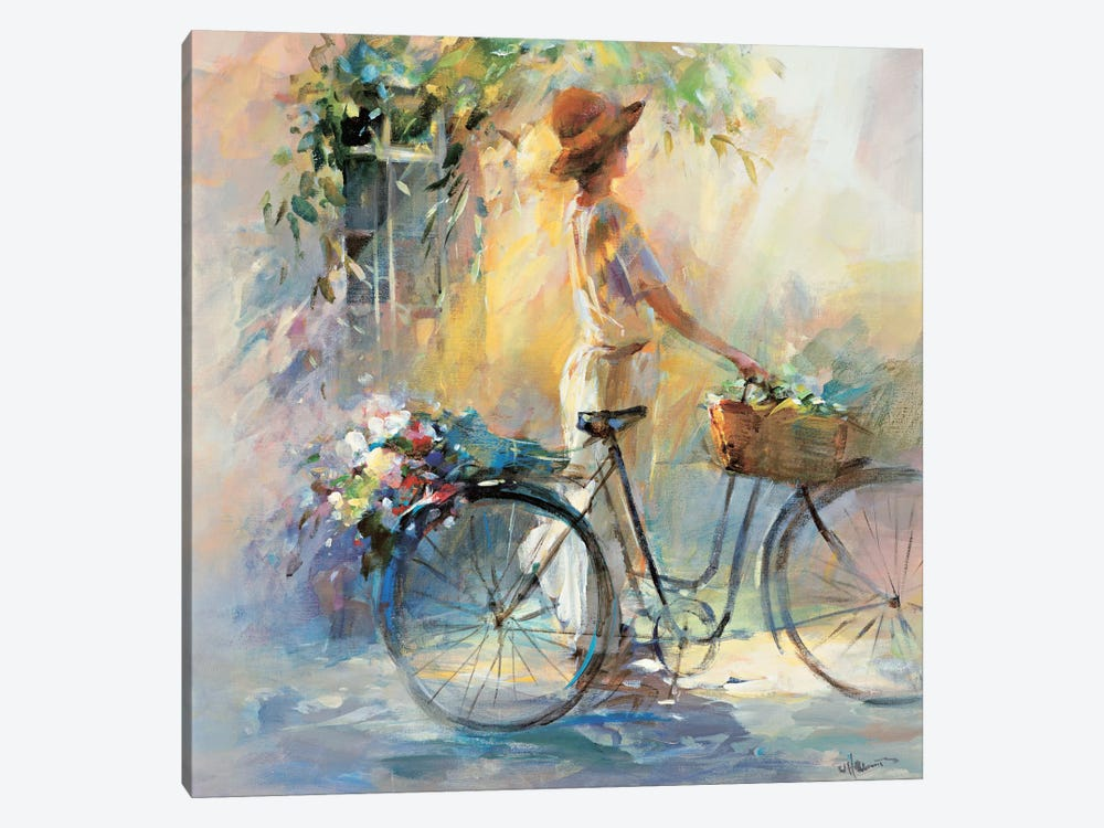 Go For A Ride by Willem Haenraets 1-piece Canvas Art