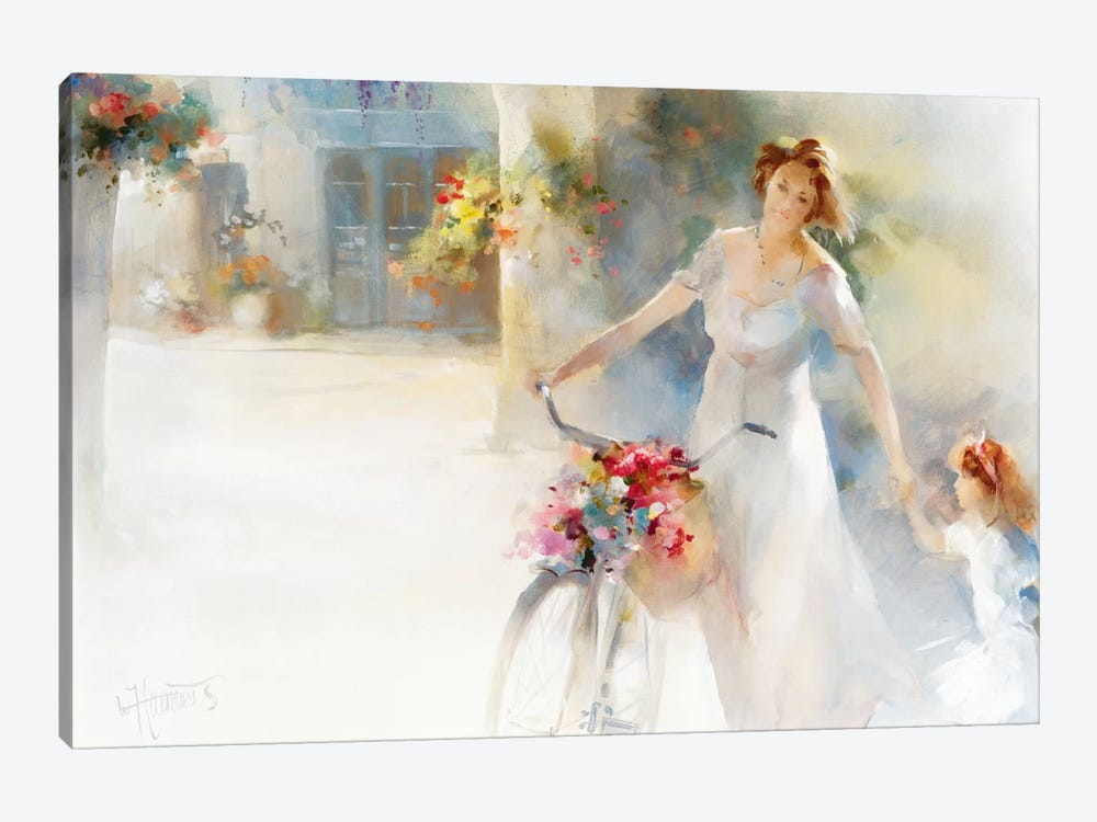 Going Home by Willem Haenraets 1-piece Canvas Print