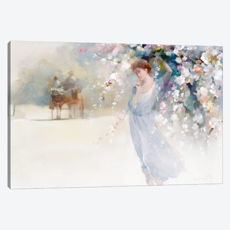 Goodbye Canvas Print #HAE151} by Willem Haenraets Canvas Artwork