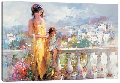 Happy Together Canvas Art Print