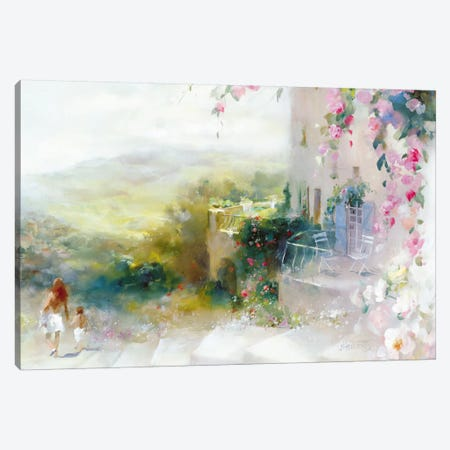 Holiday Canvas Print #HAE156} by Willem Haenraets Art Print