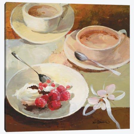Cafe Grande III Canvas Print #HAE15} by Willem Haenraets Canvas Wall Art