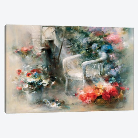 Idyllic Place Canvas Print #HAE161} by Willem Haenraets Canvas Art Print