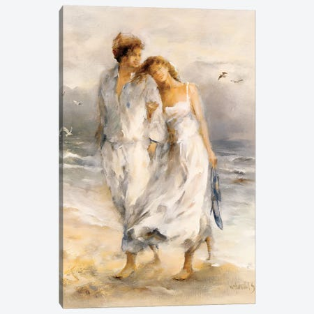 In Love Canvas Print #HAE162} by Willem Haenraets Art Print
