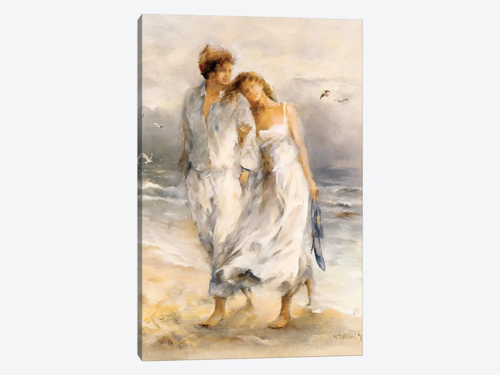 In Love by Willem Haenraets 1-piece Canvas Artwork