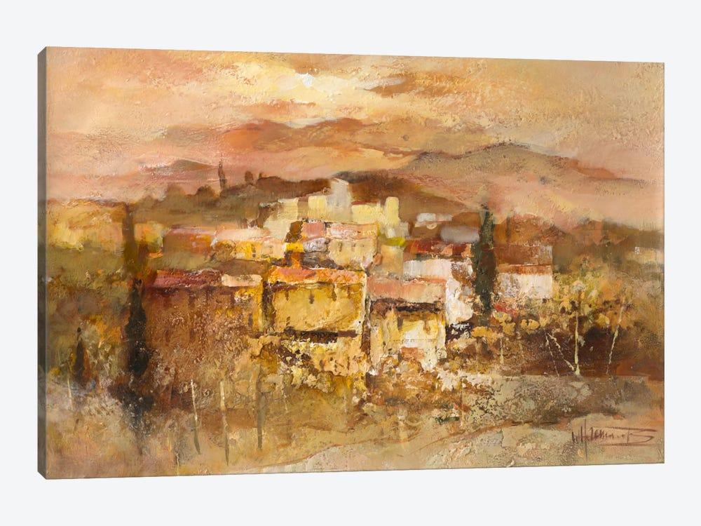 Italian Village I by Willem Haenraets 1-piece Canvas Artwork