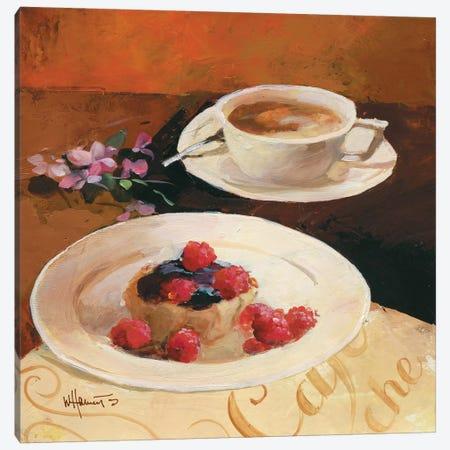 Cafe Grande IV Canvas Print #HAE16} by Willem Haenraets Canvas Art