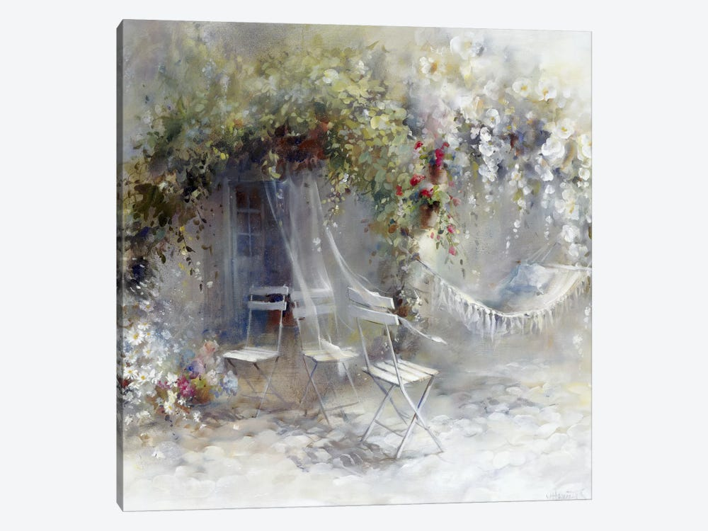 Just Peace by Willem Haenraets 1-piece Canvas Art Print