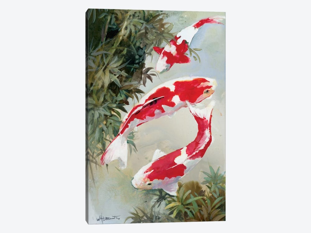 Koi I by Willem Haenraets 1-piece Art Print