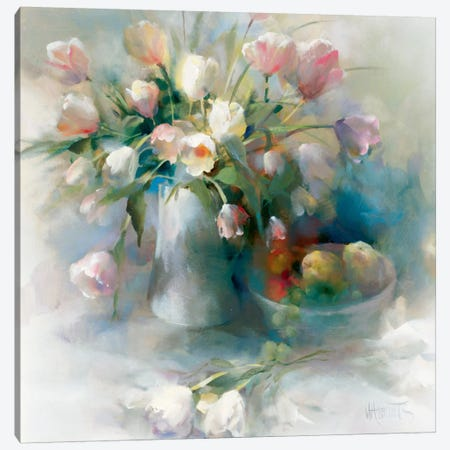 Lento Canvas Print #HAE177} by Willem Haenraets Canvas Print