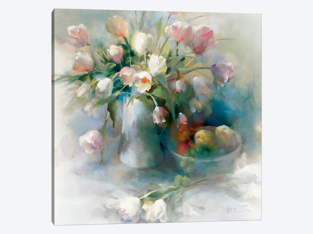 Lento by Willem Haenraets 1-piece Canvas Wall Art