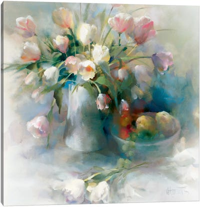 Lento Canvas Art Print