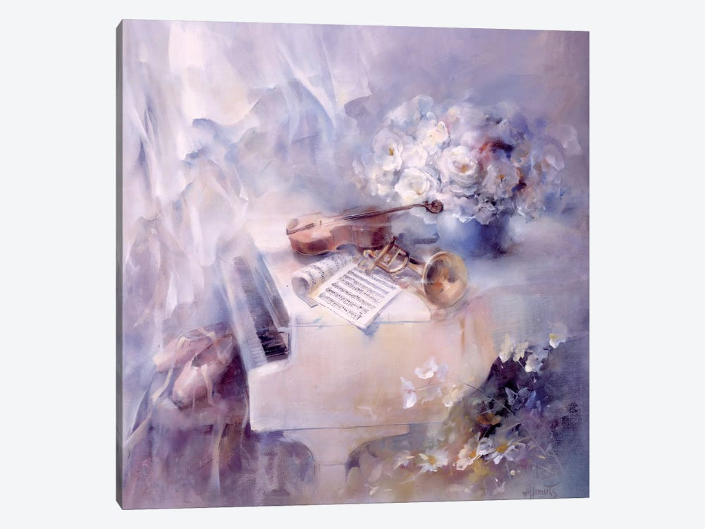Like A Song by Willem Haenraets 1-piece Canvas Art Print