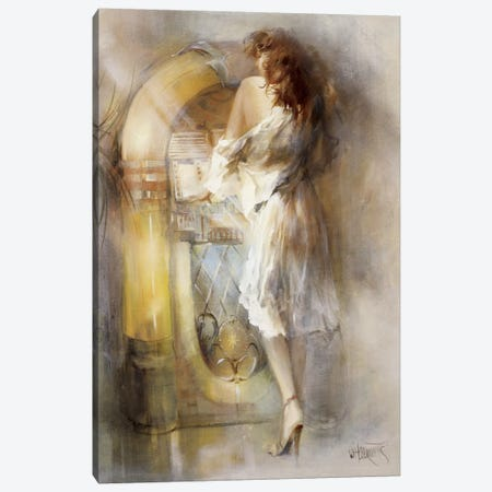Lost In Time Canvas Print #HAE179} by Willem Haenraets Canvas Artwork