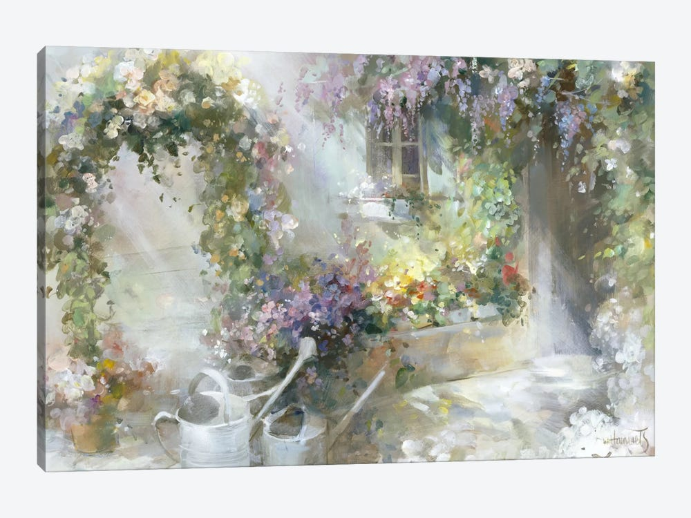 Morning Dawn by Willem Haenraets 1-piece Canvas Artwork