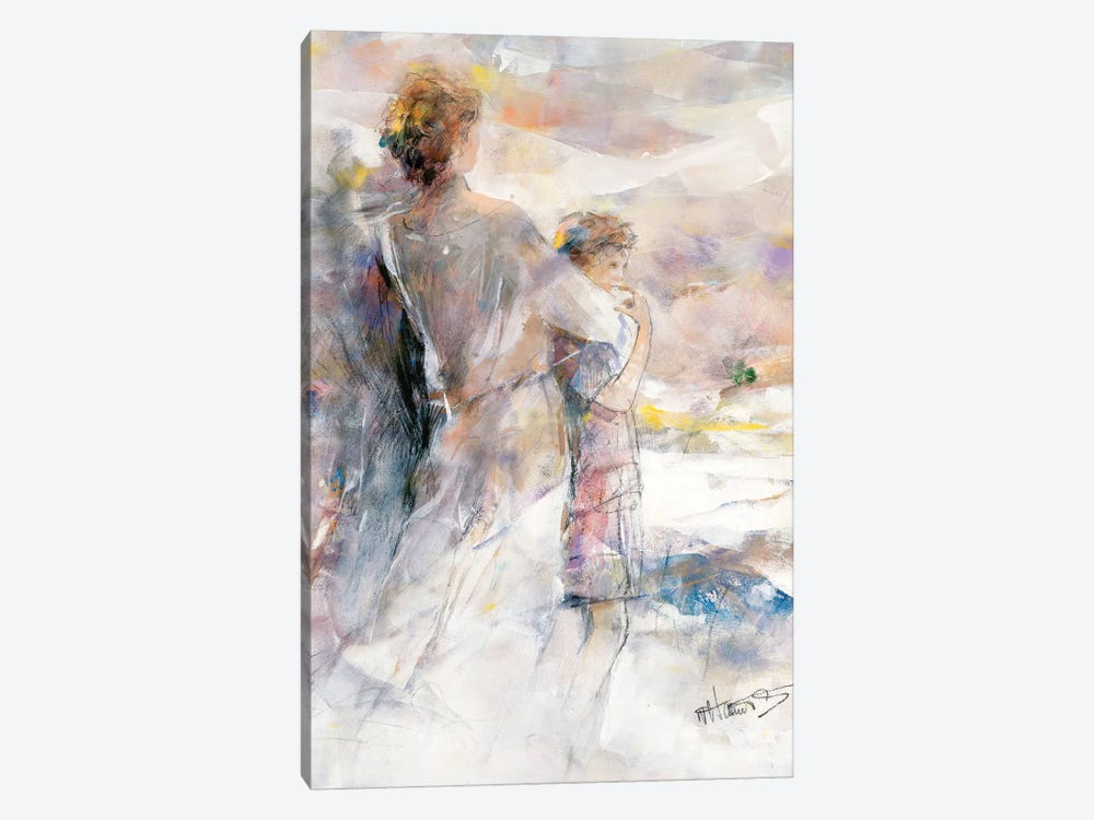 My Boy by Willem Haenraets 1-piece Canvas Print