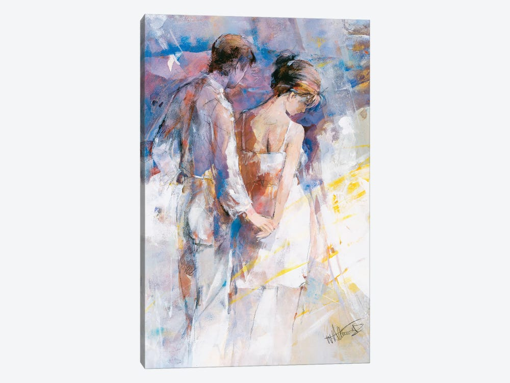 My Love I by Willem Haenraets 1-piece Canvas Artwork