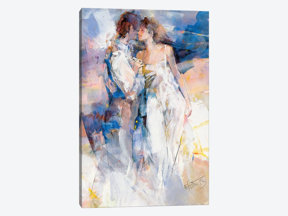 My Love II by Willem Haenraets 1-piece Canvas Art Print