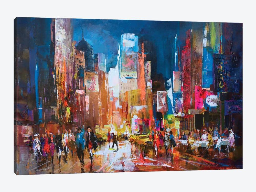 New york by willem haenraets 1 piece canvas art