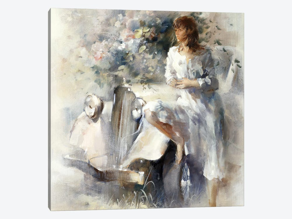 Nostalgia by Willem Haenraets 1-piece Canvas Art Print