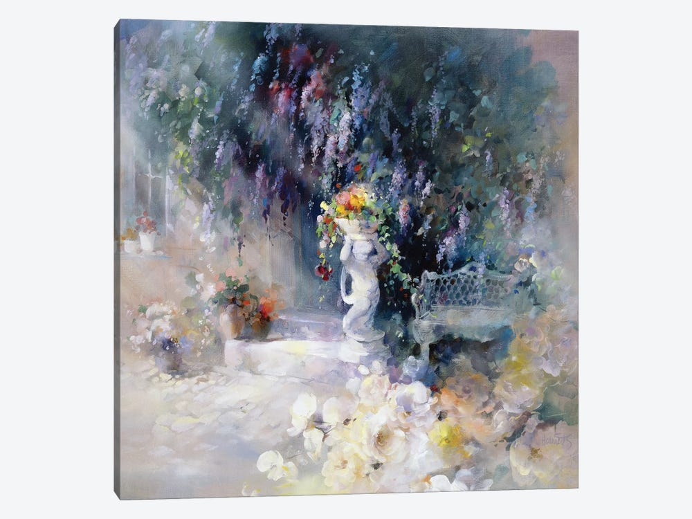 Ornament by Willem Haenraets 1-piece Canvas Art