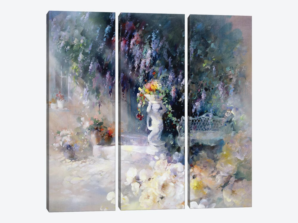 Ornament by Willem Haenraets 3-piece Canvas Art