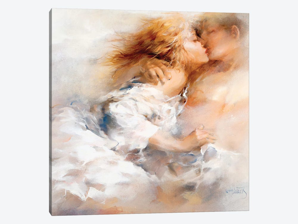 Passionate by Willem Haenraets 1-piece Canvas Art