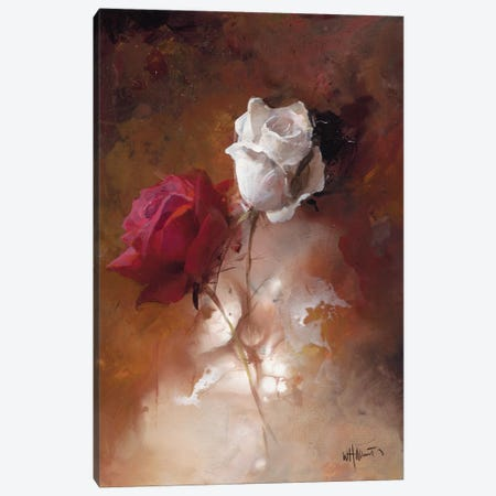 A Couple I Canvas Print #HAE1} by Willem Haenraets Canvas Artwork
