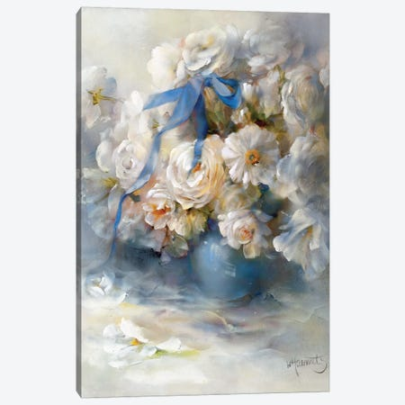 Ranunculus Canvas Print #HAE205} by Willem Haenraets Art Print