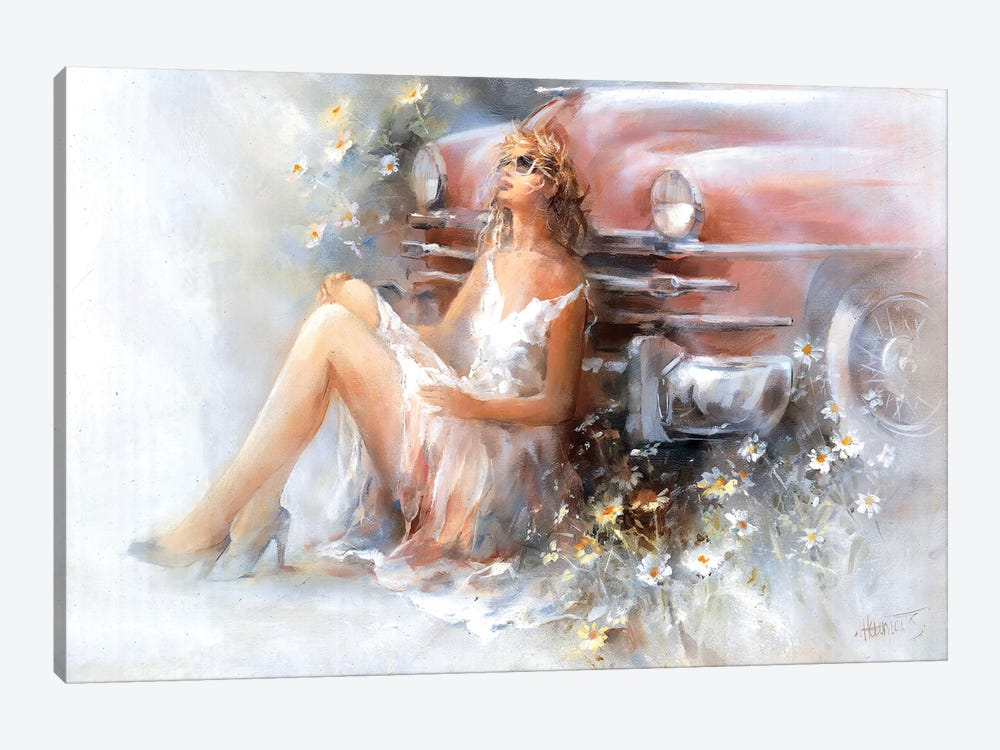 Relax by Willem Haenraets 1-piece Canvas Artwork