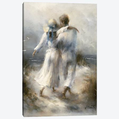 Romantic Canvas Print #HAE212} by Willem Haenraets Canvas Print