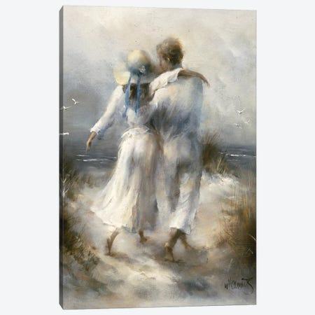 Romantic Canvas Print #HAE212} by Willem Haenraets Canvas Print